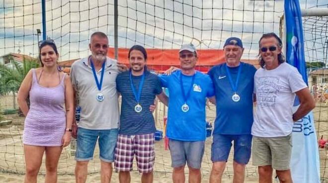 Beach Bocce Tour 2021 - Tappa Bagno Bertini