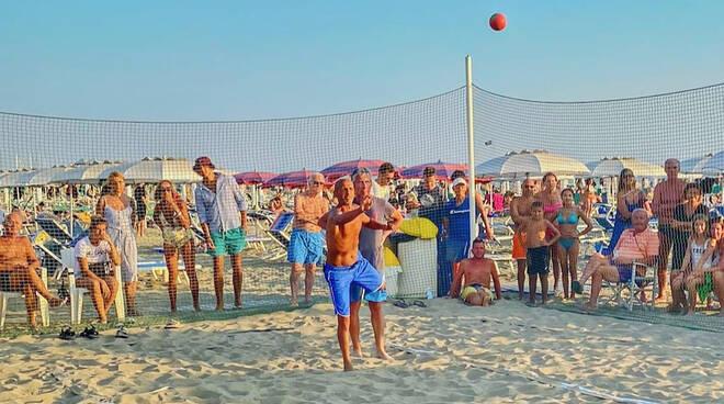 Beach Bocce Tour a Marina 2021