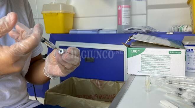 Camper vaccini Castiglione della Pescaia coronavirus
