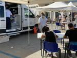 Camper vaccini Castiglione della Pescaia
