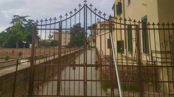 cancello Mura