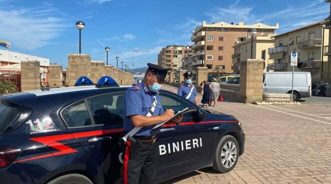 Carabinieri Marina 2021