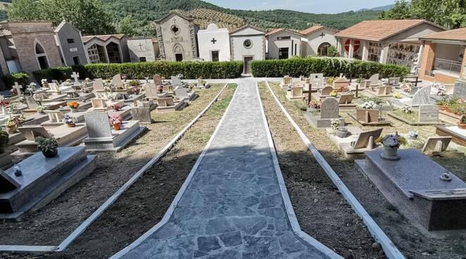 Cimitero Sasso d'Ombrone