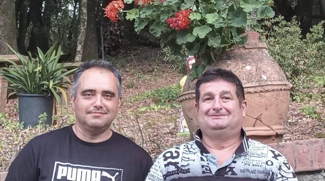 Emanuele Verdiani Massimiliano Mari Fratres Casenovole
