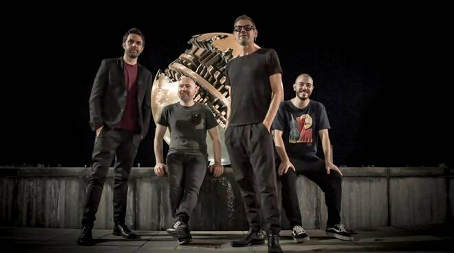 Fabrizio Bosso Quartet (Grey Cat)