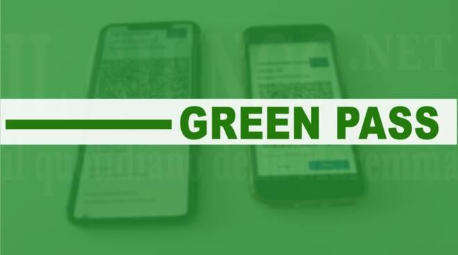 Green Pass 2021 - Grafica