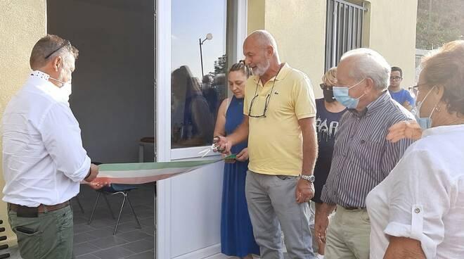 Inaugurazione spazio polivalente Montemerano