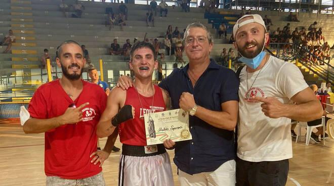 Matteo Spaventi - trofeo di Carrara