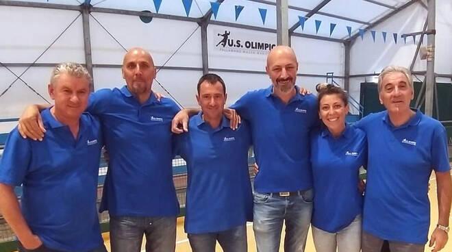 Olimpic Massa - tecnici 2021-22