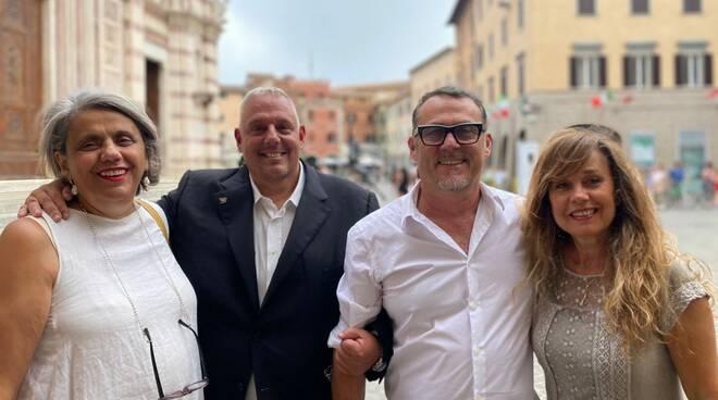 Riccardo Ginanneschi Amelia Gaviano Carla Minacci