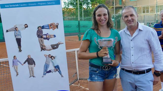 Trofeo Città di Orbetello - Pascucci vincitrice 2019