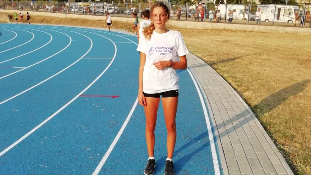 Atletica Follonica - Matilde Fabriani