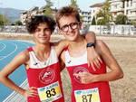 Atletica Follonica - Berardi e Cappellini