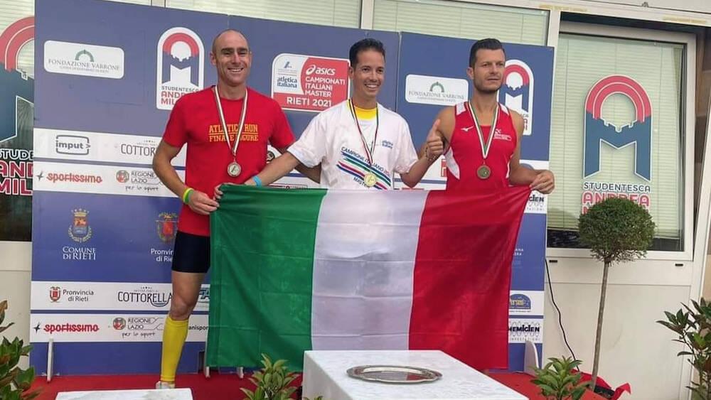 Atletica Grosseto - Finelli e Fedi