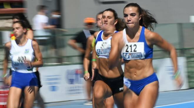 Campionati nazionali CSI atletica