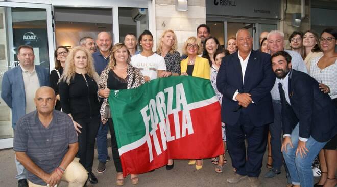 Candidati Forza Italia #amministrative2021