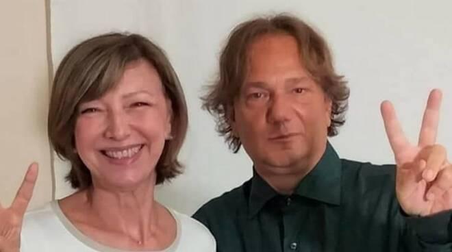 Dianora Tinti e Quirino Martellini