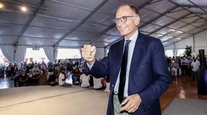 Enrico LettA 2021
