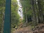 Esercitazione Soccorso alpino Amiata