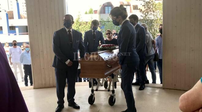 funerale Gigi Ambroio