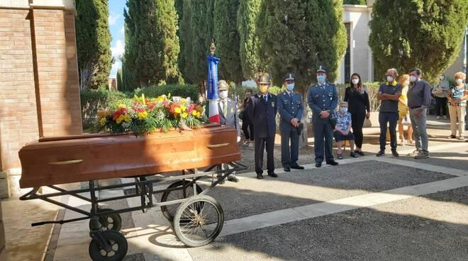 funerale Sborchia