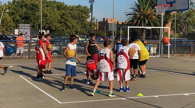 Gea - Corsi minibasket 2021