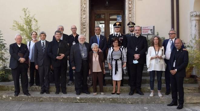 convegno diocesi Pitigliano 2021