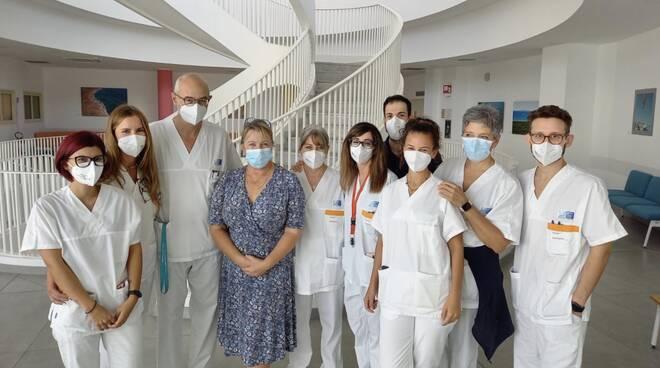 Team riabilitazione Misericordia