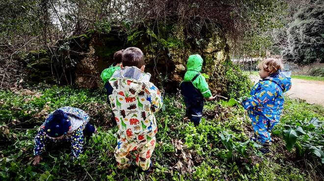 asilo nido bambini