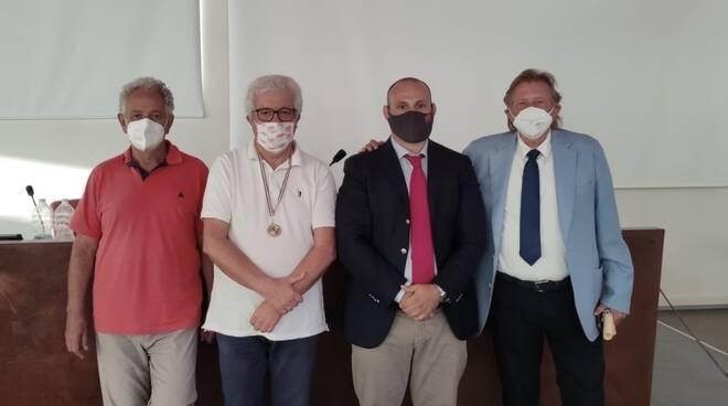 Fausto Meciani, Sergio Perugini, Andrea Biondi, Lorenzo Dani