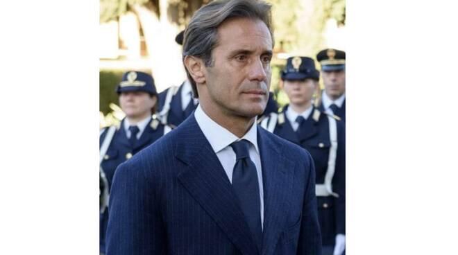Antonio Mannoni questore
