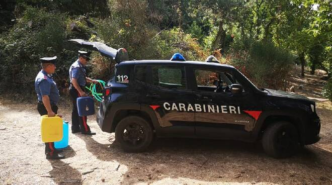carabinieri Seggiano