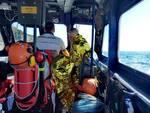 Guardia Costiera 2021 - salvataggio 1 settembre