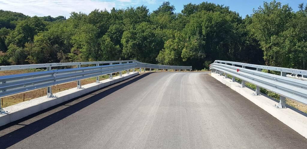 Inaugurazione Ponte sul Tirsolla