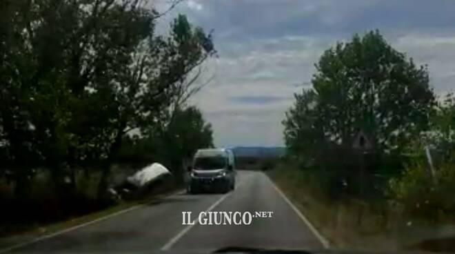 Incidente stradale San Donato 2021
