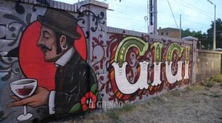 Murale Luigi Ambrosio 2021