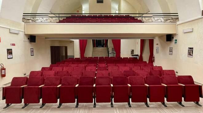 nuovo teatro salvini