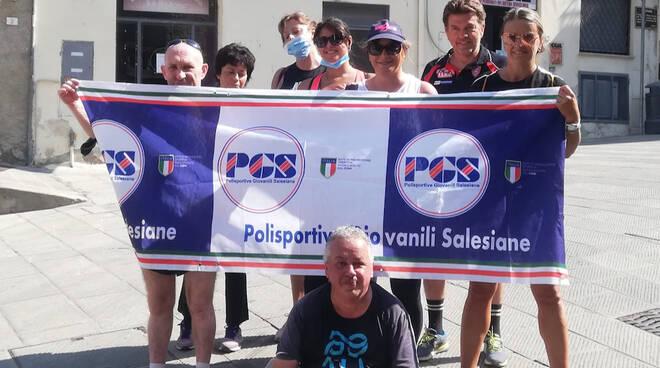 Polisportiva Salesiana - Camminate nei paesi a Campagnatico