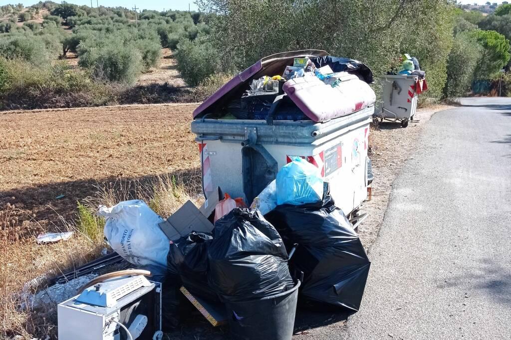 rifiuti Grancia