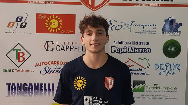 Atlante Grosseto - Tommaso Falaschi