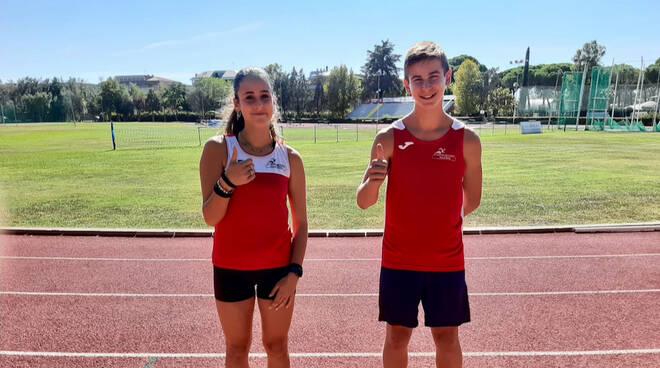 Atletica Grosseto - Borelli e Bartolini