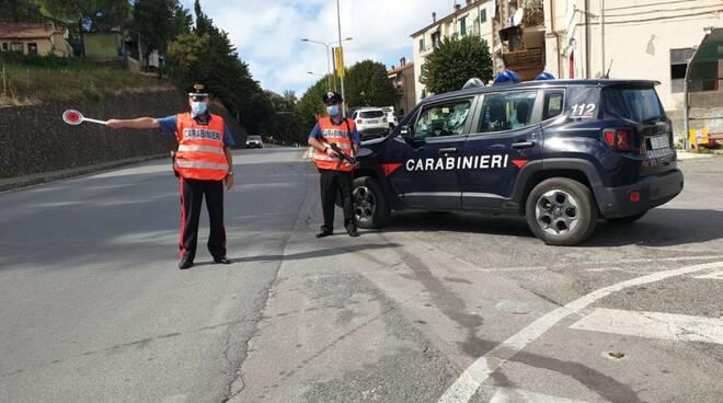 carabinieri manciano