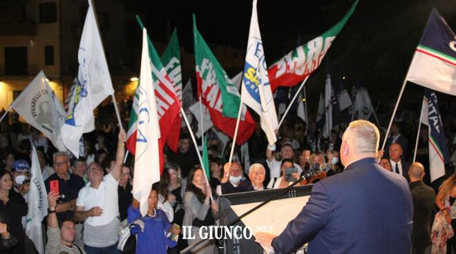 Chiusura Antonfrancesco Vivarelli Colonna 2021