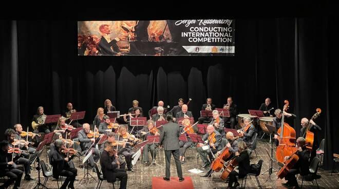 Concorso internazionale per direzione d'orchestra direttore