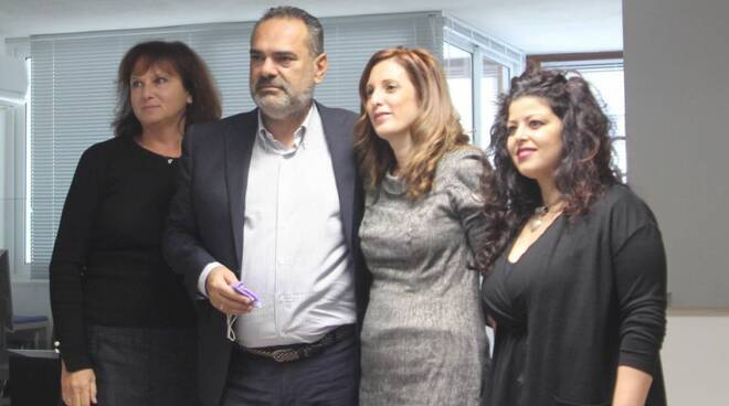 Cristina Frascati Dominga Tammone Marzia Fidanza Lamioni