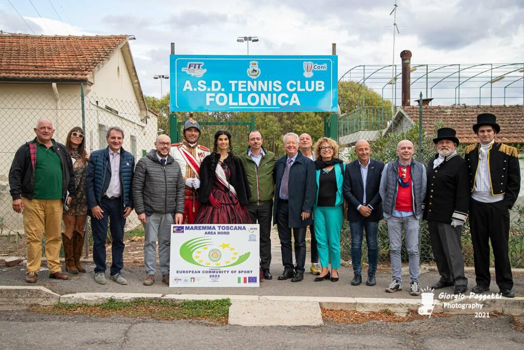 Delegazione Bruxelles Comunità Europa dello Sport