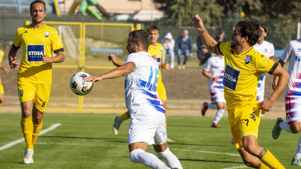 Follonica Gavorrano vs Pianese - Coppa