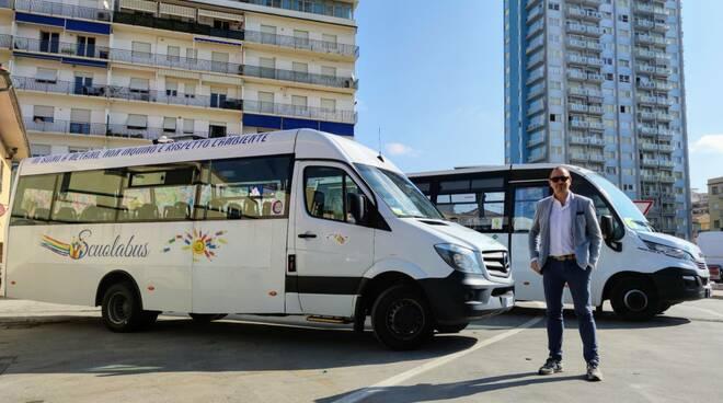 scuolabus Andrea Benini
