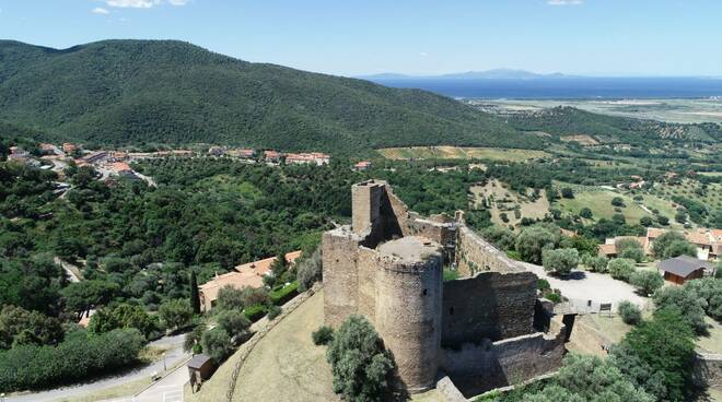 Rocca Pisana, Scarlino 2021
