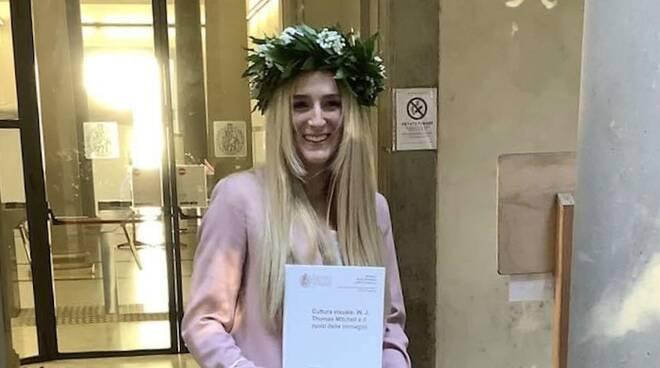 Alessia Veronesi laurea